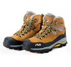 FILA Brand New Winter Safety Shoes F-69W Work boots Zip Steel Toe US M 6-10.5
