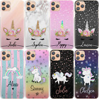 Initial Phone Case, Personalised Unicorn Star Hearts Hard Cover For Sony Xperia for sale  Shipping to Nigeria