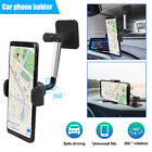 360° Car Windshield Mount Cradle Phone Holder Stand For iPhone Samsung Universal