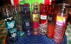 Bath & Body Works FINE FRAGRANCE MIST 8 OZ 24 SCENTS 2015-19 Holiday Scents Plus