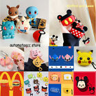 Hot Disney 3D Cartoon Earphone Bag Cover For Apple Airpods Pro 3 Charging Case $6.61  on eBay