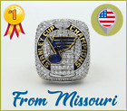 2019 Official St. Louis Blues Stanley Cup Championship Ring High Replica USA $30.0 USD on eBay