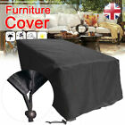 Large Rectangle Waterproof Outdoor Garden Table Chair Furniture Cover Heavy Duty