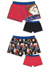 REDUCED 2 PACK OF MENS GRUMPY NOVELTY BOXER SHORT, TRUNK, UNDERWEAR S