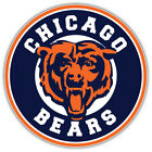 "Chicago Bears NFL Logo Sport Car Bumper Sticker Decal ""SIZES"" $4.25 USD on eBay"
