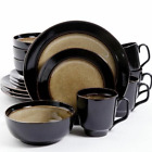 Mint Pantry 16 Piece Dinnerware Set, Service for 4