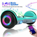Off Road Bluetooth Hoverboard Self Balance Electric LED Scooter +Bag Best Gift