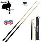 Aaweal 57 Inch Wooden Two-Piece Billiard Pool Snooker Cues Stick,Tips Chalks £16.89 GBP on eBay