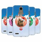 OFFICIAL ANIMAL CLUB INTERNATIONAL CHRISTMAS BALLS BACK CASE FOR LG PHONES 1