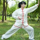Lady Chinese Kung Fu Shirt and Pants Tai Chi Suit Wushu Uniform Martial Art Wear