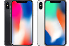 Apple iPhone X 64 256GB Space Gray Silver GSM Metro PCS ATT T Mobile Unlocked