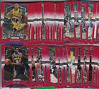 2019-20 19-20 NBA PRIZM BASKETBALL RED WAVE PARALLEL'S 1-300 PICK YOUR PLAYERBasketball Cards - 214