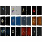 STAR TREK DISCOVERY BADGES LEATHER BOOK CASE FOR MICROSOFT SURFACE TABLETS on eBay