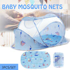 Foldable Baby Mosquito Net Tent Crib Infant Newborn Netting Mattress Bed Pillow image