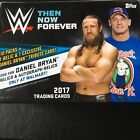 WWE Topps 2017 Then Now Forever Base Set Singles (20% Off 3+ Cards!) NXT RAW