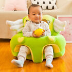 Angel learn chair plush toddler learn sofa baby seat birthday Finished product