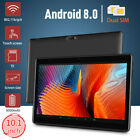 10.1 inch Metal Tablet PC 8 128G 10Core 4G-LTE Android 8.0 Dual SIM Wifi Phablet
