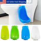 Potty Training Urinal for Toddler Baby Boy Bathroom Pee Trainer Hanging Toilet image