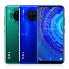 "4g Unlocked Android 9.0 Mobile Phone 6.3"" Quad Core 2 Sim Smartphone Qhd Mate 30"