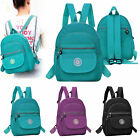 Women Girl Mini Backpack Purse Nylon Small Backpack Shoulder Rucksack Bag Travel