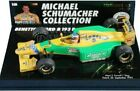 MINICHAMPS MSC 430009 510 954301 BENETTON F1 model cars M Schumacher 93/95 1:43