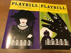 Wicked, Dec 2015, Beetlejuice, Oct 2019, Jan 2020, (Any 5 Playbills for $25)
