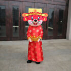 new Year mouse Mascot Costume Suits Cosplay Party Game Dress Outfits Xmas Easte