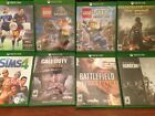 XBOX ONE GAMES - LEGO City Undercover, FIFA 16, Battlefield