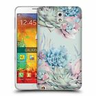 OFFICIAL NATURE MAGICK SUCCULENTS WATERCOLOR SOFT GEL CASE FOR SAMSUNG PHONES 2
