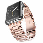 Stainless Steel Wrist iWatch Band Strap For Apple Watch Series 5/4/3/2/1 40/44mmWristwatch Bands - 98624