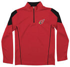Outerstuff Youth NFL Arizona Cardinals Lightweight 1/4 Zip Pullover $14.99 USD on eBay