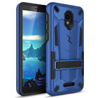 For Alcatel Insight / TCL A1 Case with Kickstand Shock Proof Hard Phone Cover
