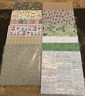 STAMPIN  UP DESIGNER SERIES PAPER, GREAT SELECTION OF CHRISTMAS/ HOLIDAY, NIP
