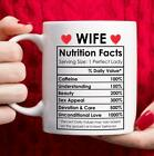 Valentines Day Gifts for Wife from Husband Happy Anniversary Gifts for Her Mug