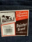 Pointer Brand Jeans Dungaree 100% Cotton Many Sizes