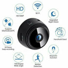 Mini Hidden Camera WiFi Wireless 1080P Night Vision Motion Detection  NEW