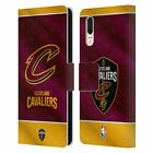 OFFICIAL NBA 2019/20 CLEVELAND CAVALIERS LEATHER BOOK CASE FOR HUAWEI PHONES