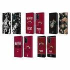 OFFICIAL NBA 2019/20 MIAMI HEAT LEATHER BOOK WALLET CASE COVER FOR HUAWEI PHONES on eBay