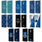 EVERTON FOOTBALL CLUB 2019/20 CREST LEATHER BOOK CASE FOR MICROSOFT NOKIA PHONES