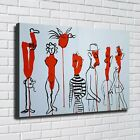 "36x24"" Alexander CALDER ""Lithograph, 1966"" HD print on canvas large wall picture"