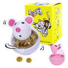 Snacky Mouse Play & Eat Cat Food Treats Delicious Game Exercise Dispensing Toy