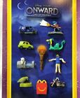 Kyпить Onward ???? Pixar Disney March 2020 McDonalds Happy Meal Toys #1-9 + Complete Sets на еВаy.соm