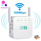 Ultra Wifi Repeater Extender Better Signal Boost 300mbps Wireless Range Expander