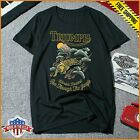 FREESHIP NWT Men's Lucky Brand Triumph Motorcycles Tiger Jungle T-Shirt Fullsize $20.99 USD on eBay