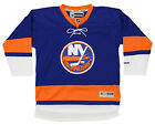 Reebok NHL Boys Youth New York Islanders Home Premier Hockey Jersey, Blue $24.99 USD on eBay