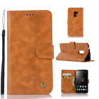 Luxury Wallet Leather Flip Case Cover For Lenovo K5 K6 K3 A2010 P2 P1 P1M A7010