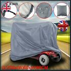 Mobility Scooter Wheelchair Waterproof Storage For Cover UV Rain Protector UK