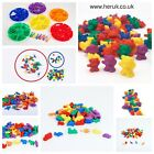 Counters Sticks, Animals, Dinosaur, Bears, Fruit, Veg + more Pattern Maths SEN