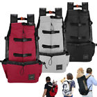 Pet Carrier Backpack Large Dog Bag Travel Sport for Hiking Bike Crate K9 M L XL