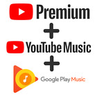 Kyпить YouTube Premium & YouTube Music 1-24 Months | UPGRADE OWN ACCOUNT | FAST & EASY на еВаy.соm